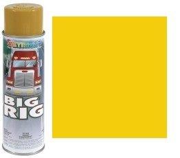 #20-1686 Seymour Big Rig Enamel School Bus Yellow 17OZ