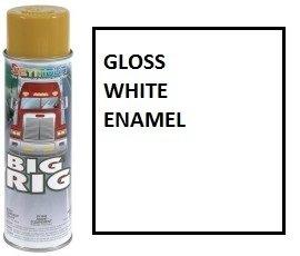 #20-1613 Seymour Big Rig Enamel Gloss White 17OZ