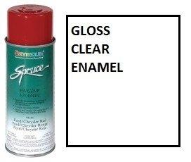 #98-11 Seymour Spruce General Use Gloss Clear Enamel 12OZ