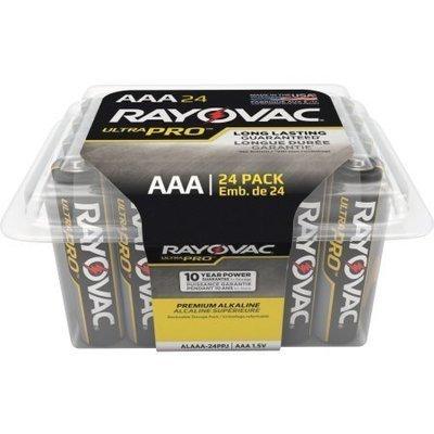 #AAA Rayovac AAA Batteries 24 Pack