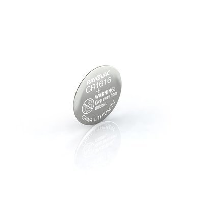 #CR1616 Lithium Coin Cell Battery Rayovac