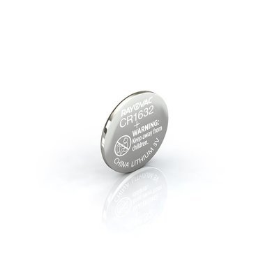#CR1632 Lithium Coin Cell Battery Rayovac