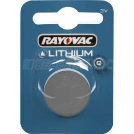#CR1220 Lithium Coin Cell Battery Rayovac