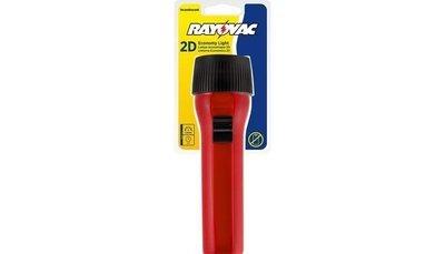 #EVB2D Value Bright Rayovac Flashlight 9 Lumen