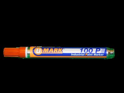 #10207 Paint Marker in Orange Precision Valve
