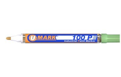 #10209 Paint Marker in Bright Green Precision Valve