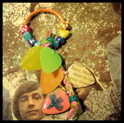 Monkees Keychain