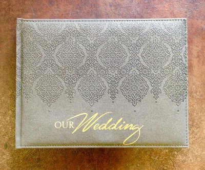 Our Wedding Guest Book