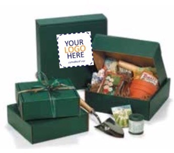 Your Logo on any special order box