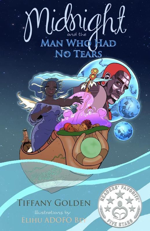 Book 1 - Midnight and the Man Who Had No Tears