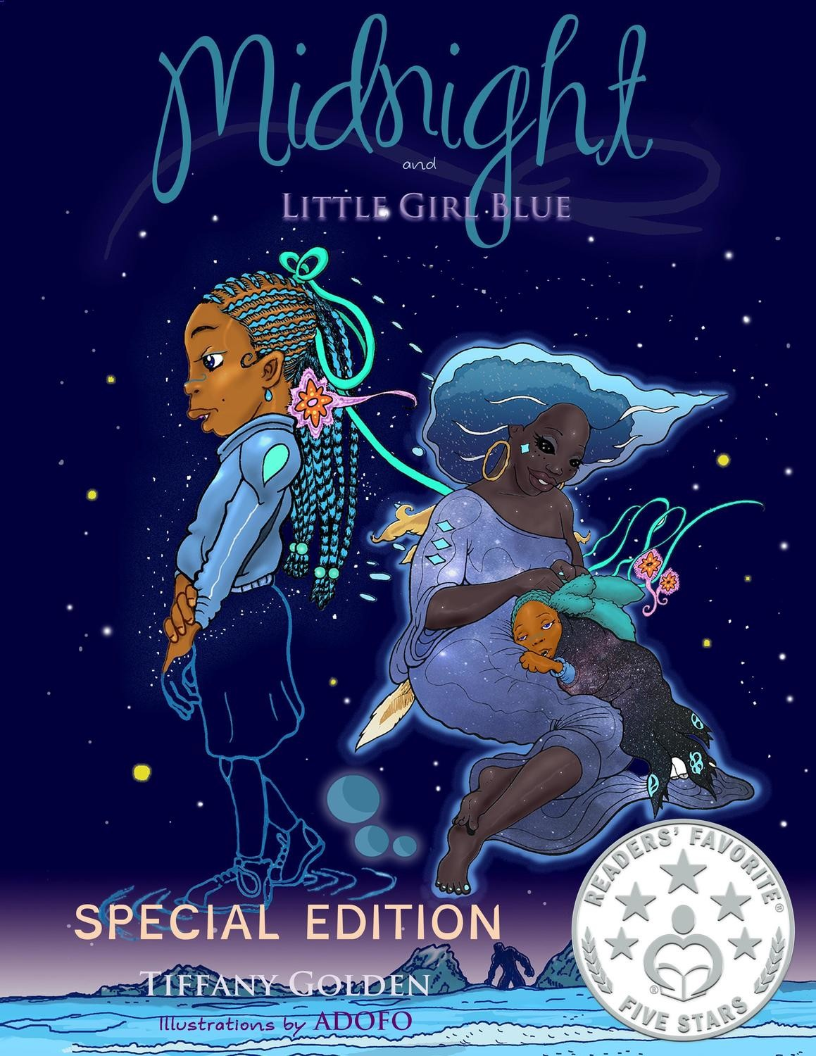 Book 2 - SPECIAL EDITION Midnight and Little Girl Blue