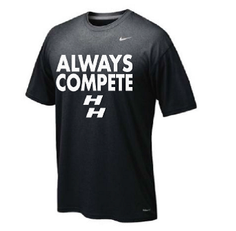 Always Compete shirt