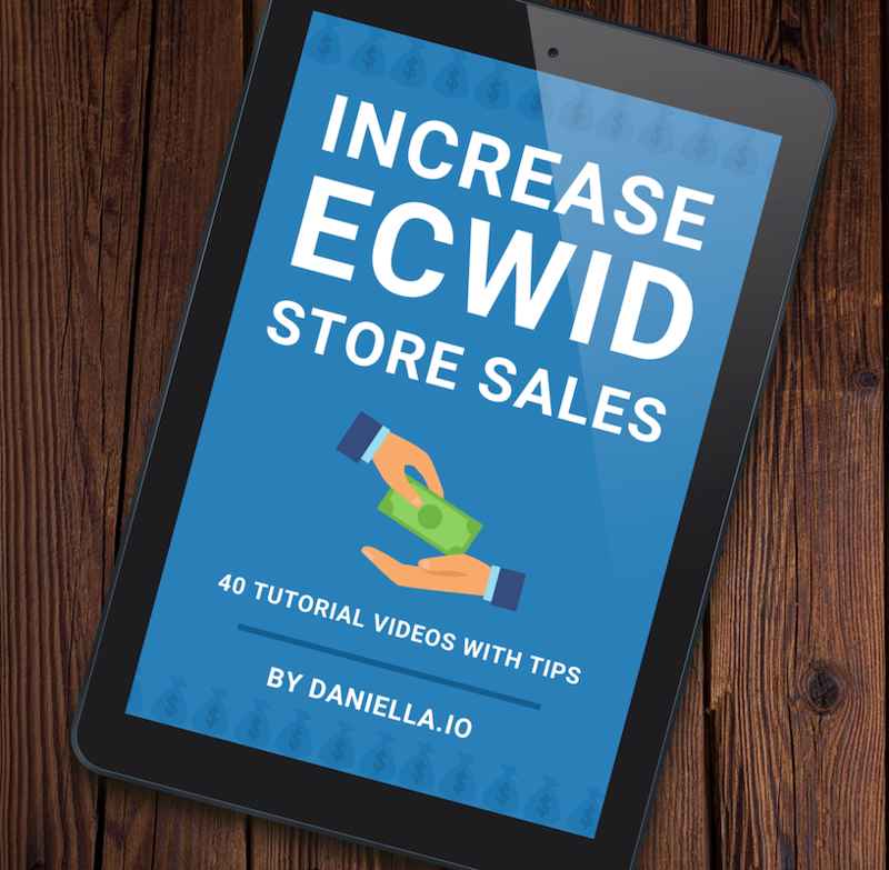 40 Ways to Increase Your eCommerce Sales