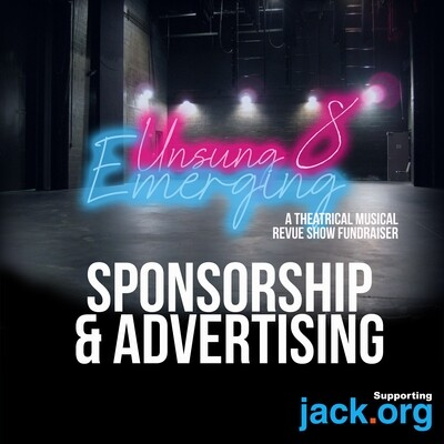 Sponsors and Advertisers - Click to Select Amount