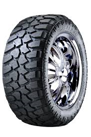 Force MT 33x1250R20 MT Tires (4)