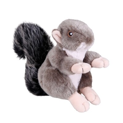 Tender Tuffs Nature Squirrel