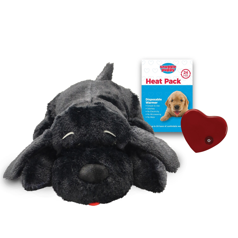 Snuggle Puppy- Black