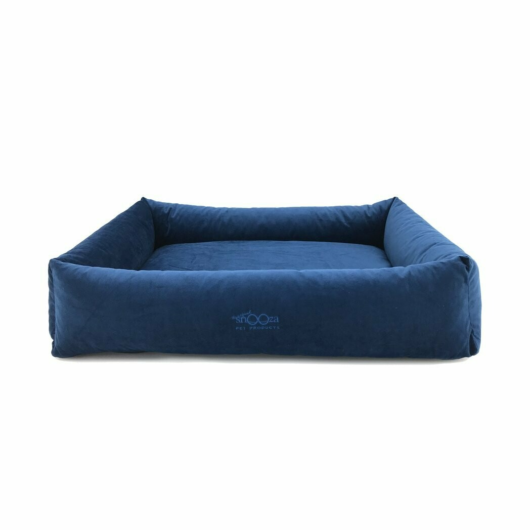 Bumper Bed - Empire Blue