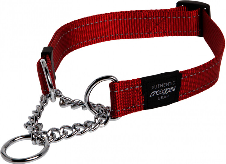 Utility Control Obedience Collar Red - Large