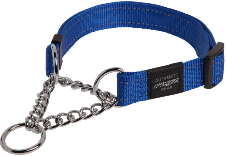 Utility Control Obedience Collar Blue - Large
