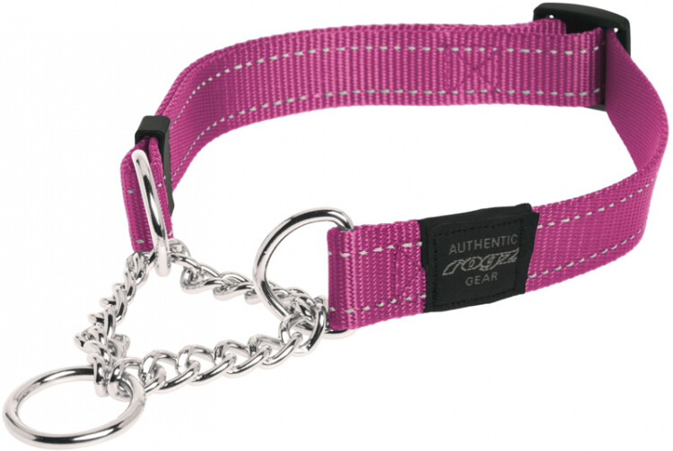 Utility Control Obedience Collar Pink - Large