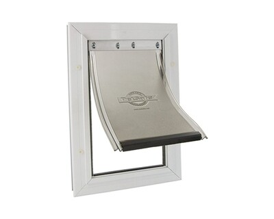 PETSAFE DOOR  WHITE MED (620ML)