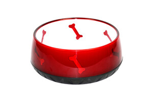 Squirt Delish Dish Red MIDI Durable Bowl