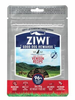 Ziwi Peak Good Dog Reward Venison