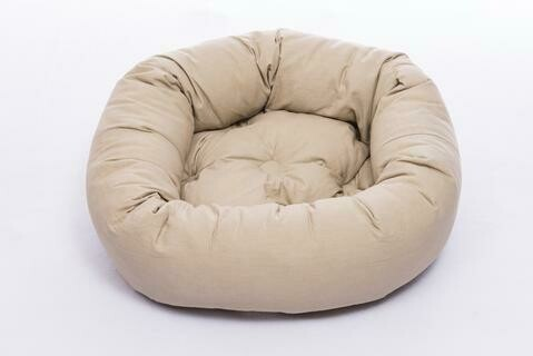 "DGS Donut Bed Small. 27"" - Sand"