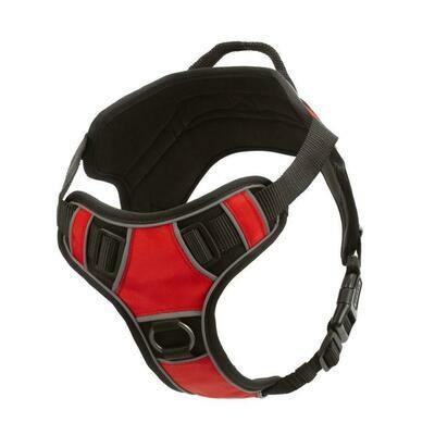 Quest Multi-Purpose Harness. Red