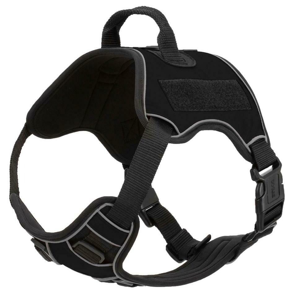Quest Multi-Purpose Harness. Black