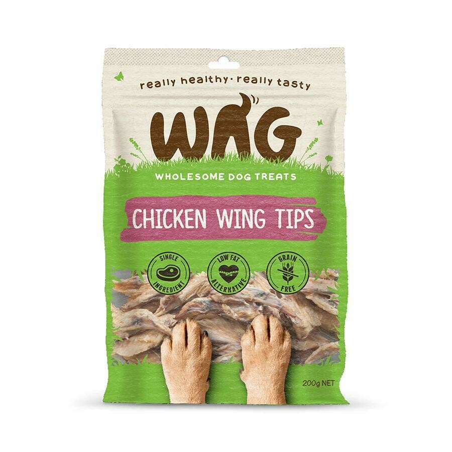 Chicken Wing Tips (200g Bag)