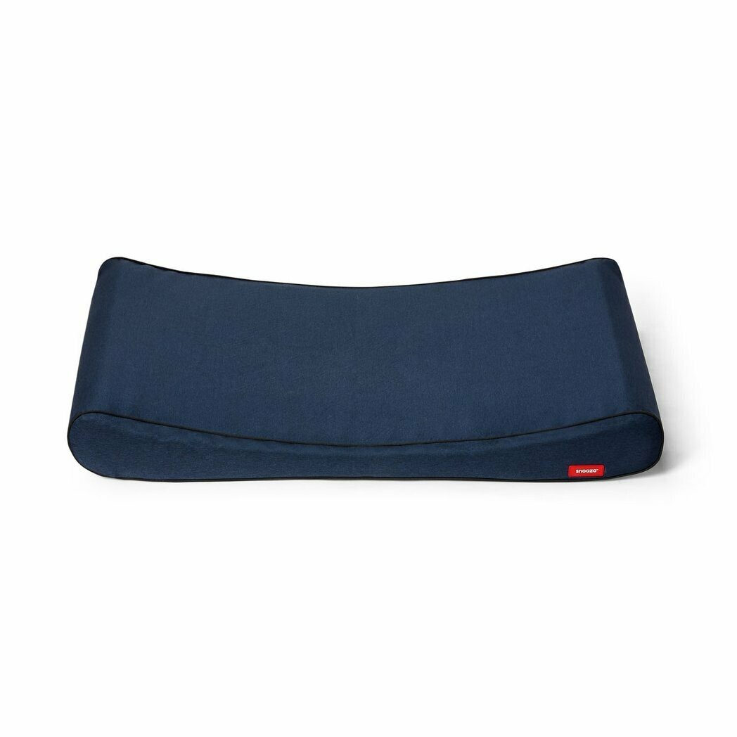 Snooza Ortho Lounger - Blue
