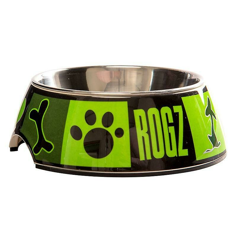 Rogz  Bubble Bowl Lime Juice Lge