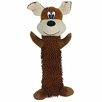 SPL Shaggy Brown Dog