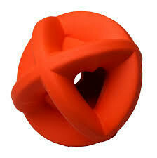 Bounderz – 3.5″ Orange Rubber
