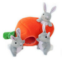 Zippy Paws - Burrow - Bunny 'n Carrot
