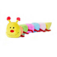 Zippy Caterpillar w/ Squeakers