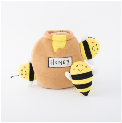 Zippy Paws Burrow - Honey Pot