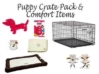 Wire Crate Package.  Priced From...