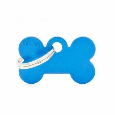 MF Basic Bone Blue Small