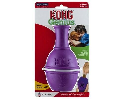 KONG GENIUS LEO (LARGE)- Purple