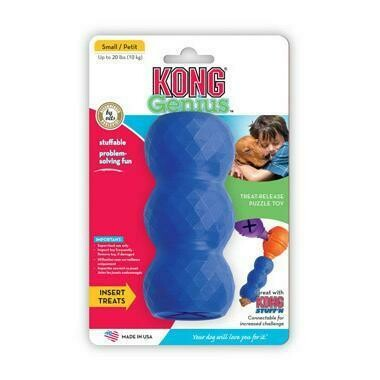 KONG GENIUS Mike (Small)- Blue