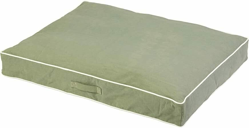 Dog Gone Smart Pet Products Repelz-It Canvas Rectangle Bed, XL 53X76 CM