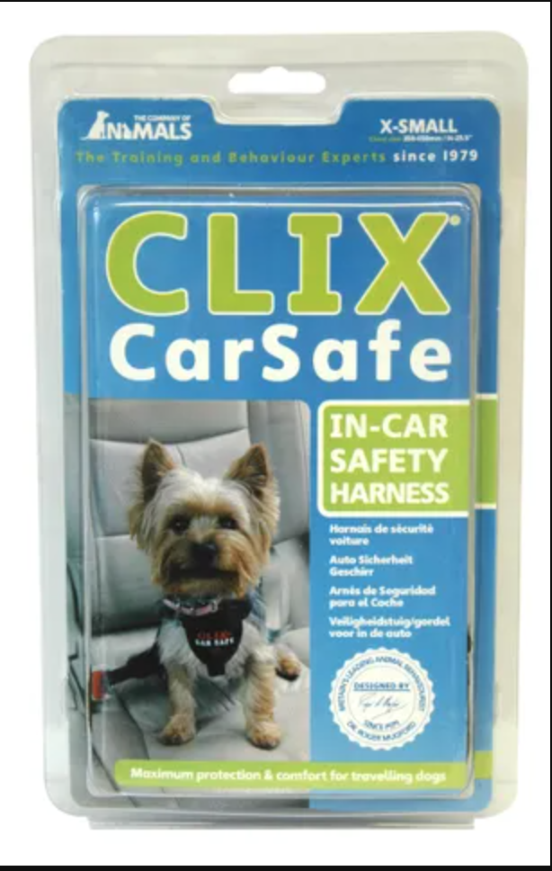 PL Clix Car & Walking Harness