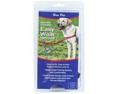 Gentle Leader Easy Walking Harness - Blue. Medium