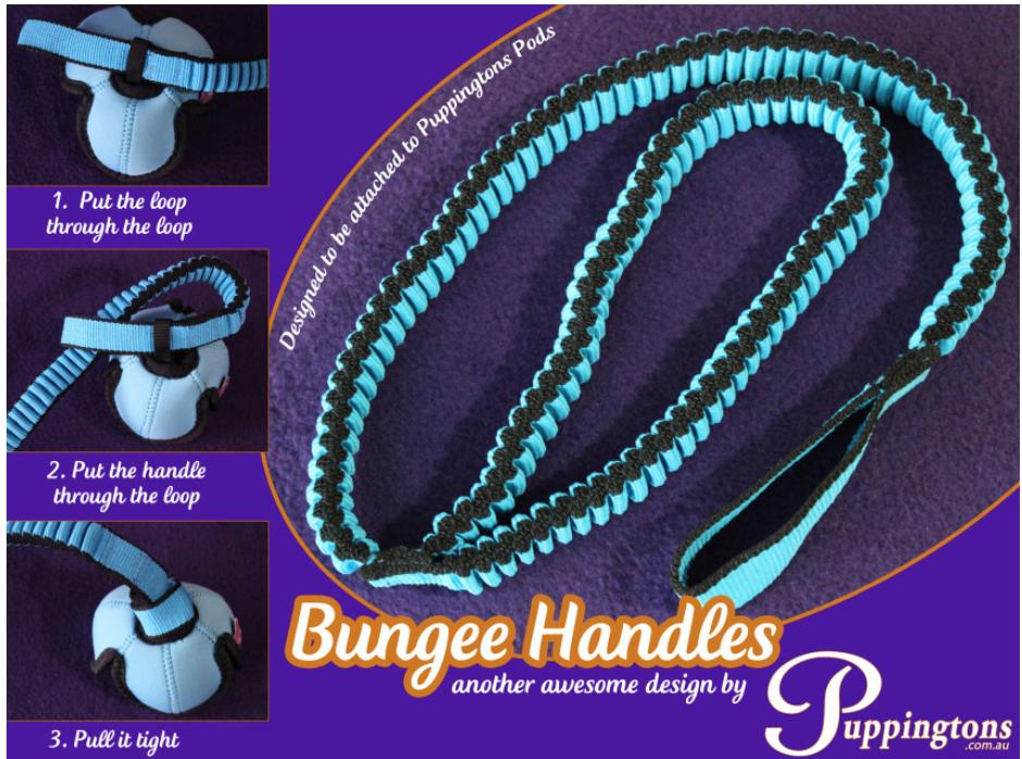 BUNGEE HANDLES
