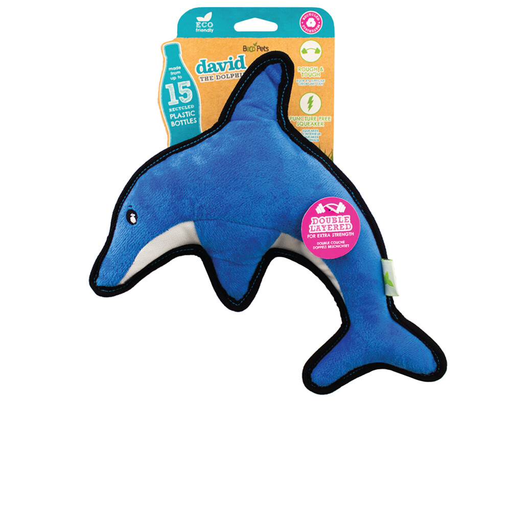 Recycled Rough & Tough Dolphin