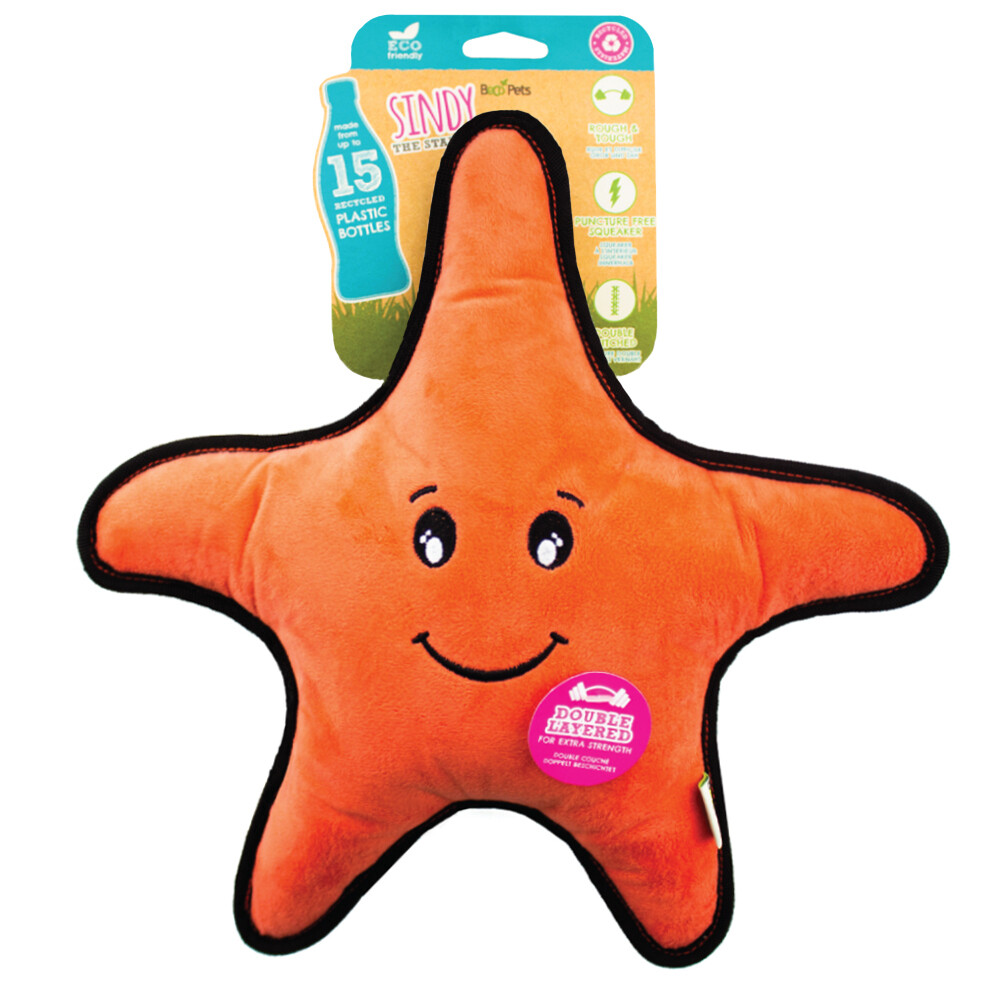Recycled Rough & Tough Starfish