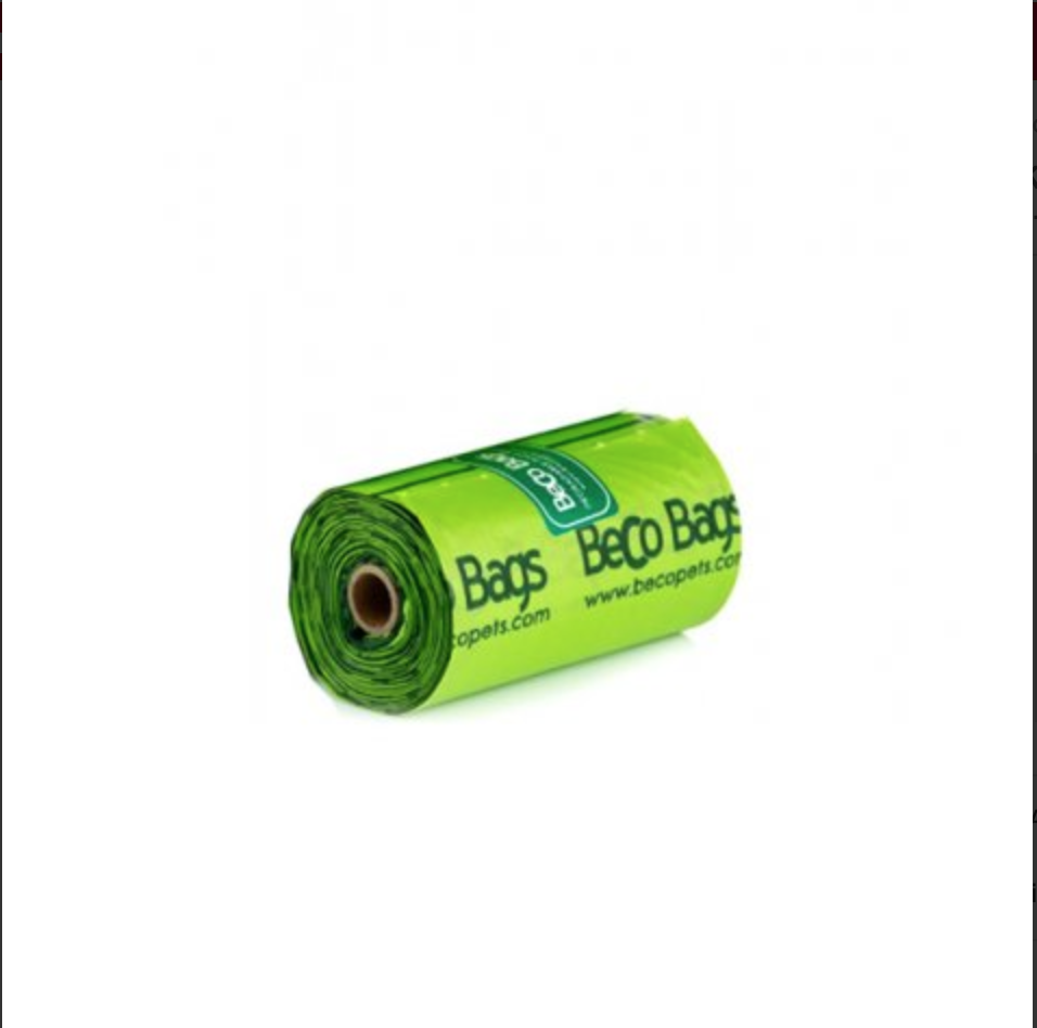 Beco 15 Eco- Friendly Degradable Bags For Dogs